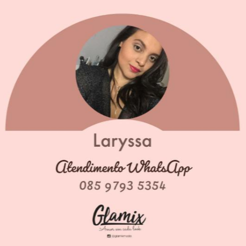 @glamixmodasite Venda Whatsapp Laryssa Link Thumbnail | Linktree