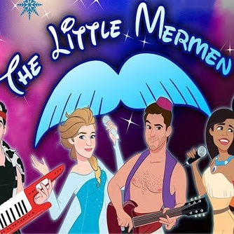 Fri 10/29/21 - The Little Mermen - The Ultimate Disney (Halloween Costume Party) Concert Experience @ Hard Rock Cafe Boston