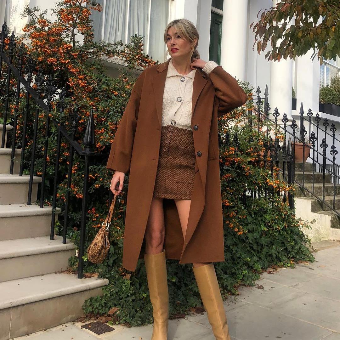 @fashionhr Pletivo i suknja kao najdraža zimska kombinacija Link Thumbnail | Linktree