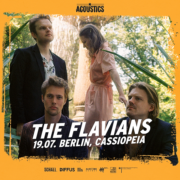 Tickets to Acoustics show at Cassiopeia