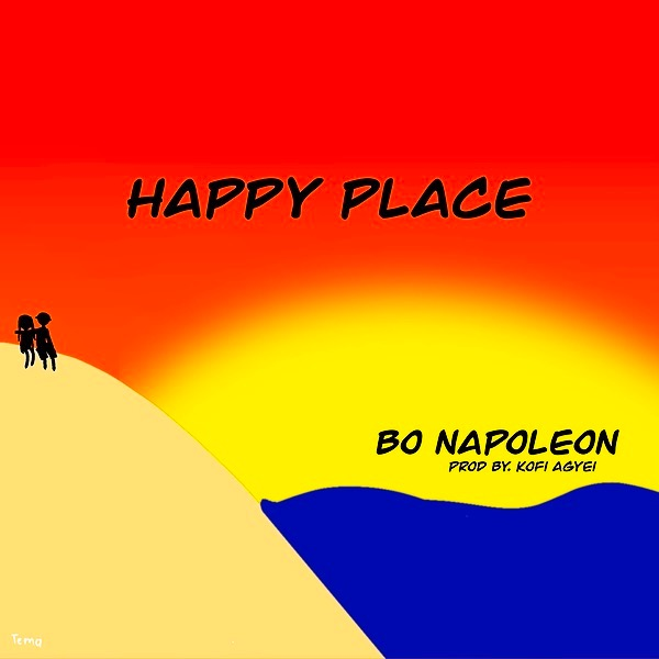 "@bonapoleon NEW SINGLE! ""Happy Place""  Link Thumbnail   Linktree"