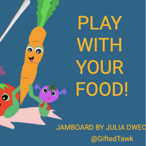 @GiftedTawk Play with your Food (A spelling/vocabulary activity) Link Thumbnail | Linktree