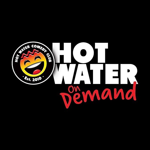 Hot Water Comedy Club On Demand Link Thumbnail | Linktree