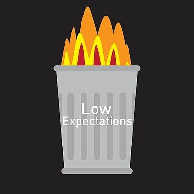 Low Expectations Podcast (lowexpectationspodcast) Profile Image   Linktree