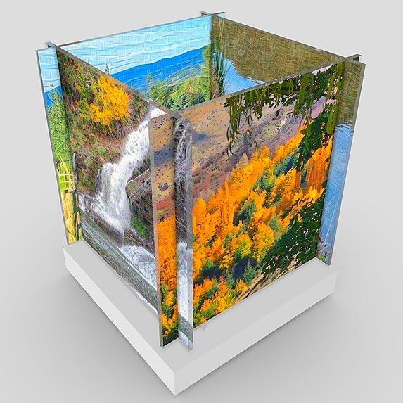 DANIEL AMBROSI 3D Models Link Thumbnail   Linktree