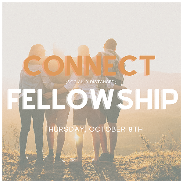 Connect Group Fellowship Sign Up