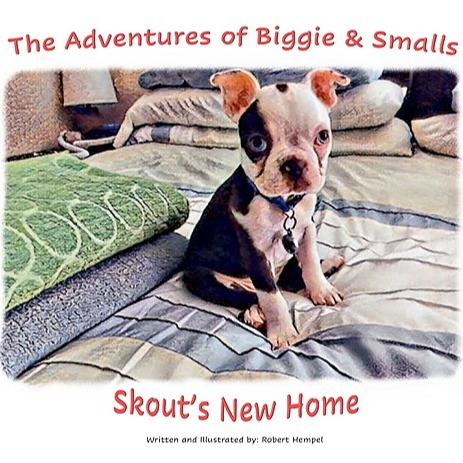 Welcome To TCHRpro!!! The Adventures of Biggie & Smalls - Skout's New Home Link Thumbnail | Linktree
