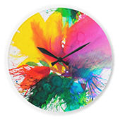 #painting #homedecoration 🎨 Wall Clocks