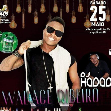 DJ HADAD FLYER WALLACE RIBEIRO 25 DE MAIO  Link Thumbnail | Linktree
