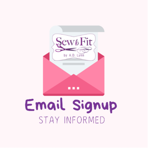 Sew-To-Fit by ADLynn Get the Newsletters Link Thumbnail | Linktree