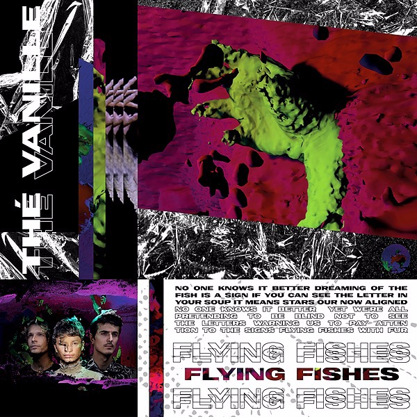 𝗧hé 𝗩anille Flying Fishes (vid) Link Thumbnail | Linktree