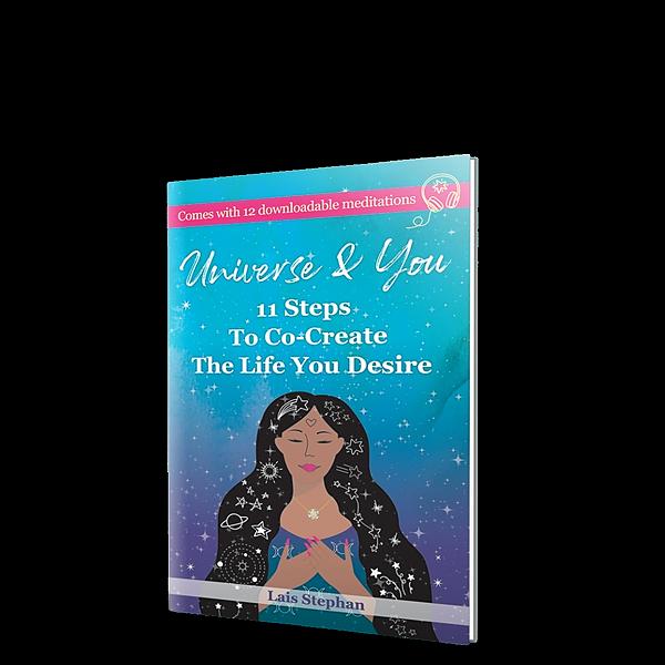 Author of Universe & You (laisstephanAuthor) Profile Image | Linktree
