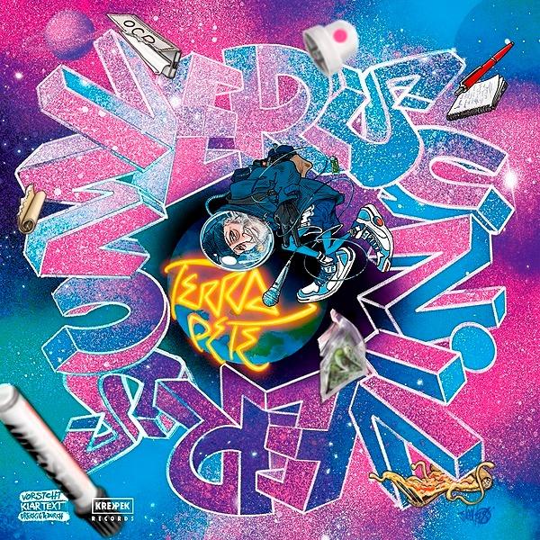 (ORDER) Terra Pete - Versuniversum LP (Vinyl)