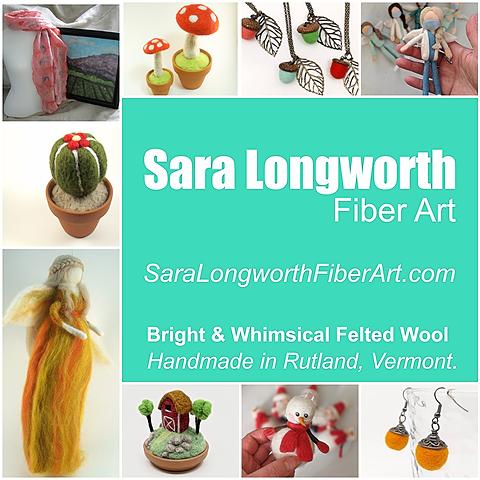 Sara Longworth FIber Art (saralongworthfiberart) Profile Image   Linktree