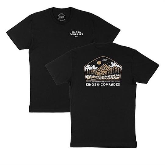@Kingsandcomrades T-Shirt Collab with Uplift Apparel! Link Thumbnail | Linktree