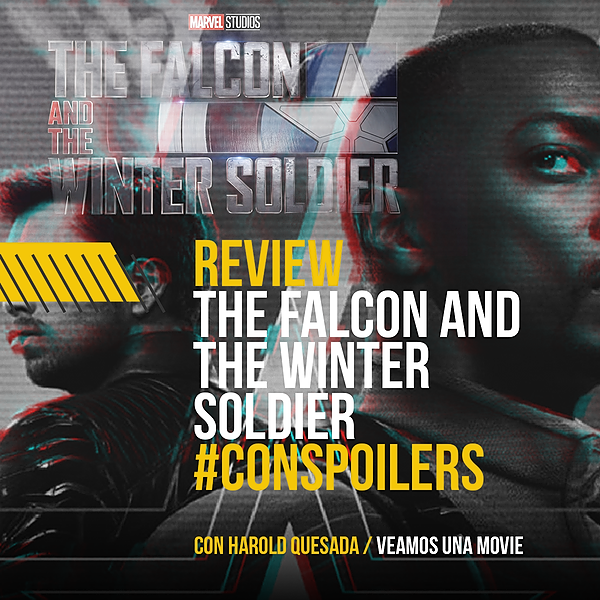 ENTRE COMPAS PODCAST Review: The Falcon & The Winter Soldier Link Thumbnail   Linktree