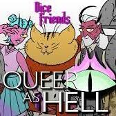 @whatiskiss Queer As Hell (2021) - LoadingReadyRun Link Thumbnail | Linktree