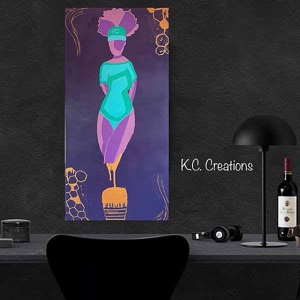 K. C. Creations Available Artwork Link Thumbnail | Linktree