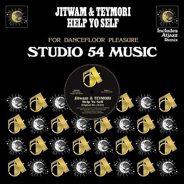 @Studio54music Jitwam & Teymori 'Help Yo Self' (Inc. Atjazz Remix) Link Thumbnail   Linktree