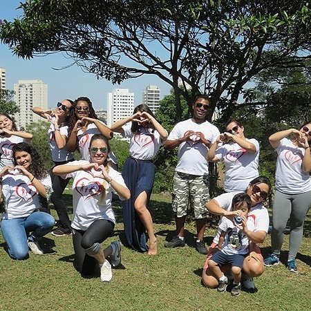 @Juntosemumsocoracao Inscrição novos voluntários Link Thumbnail | Linktree