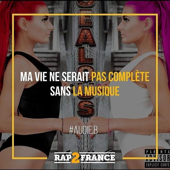 @AudieB RAP2FRANCE - actus rap - article Link Thumbnail | Linktree