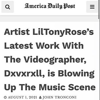 @LILT💍NYR🌺SE America Daily Post Ft (@Dxvxrxll) Link Thumbnail | Linktree
