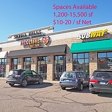 West St. Paul - Signal Hills (Spaces 1,270-15,512 sf)