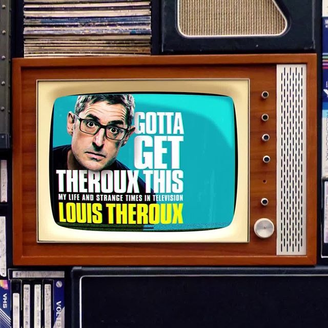 Audible UK Gotta Get Theroux This By Louis Theroux Link Thumbnail | Linktree