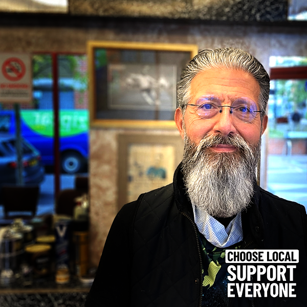 Waltham Forest Council Costa at Mario's, Leytonstone barber shop Link Thumbnail | Linktree