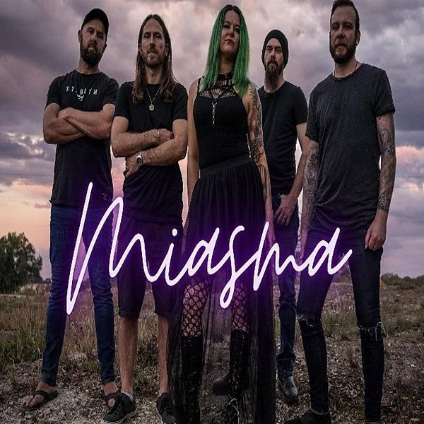 Spacegoat Listen to MIASMA Link Thumbnail | Linktree