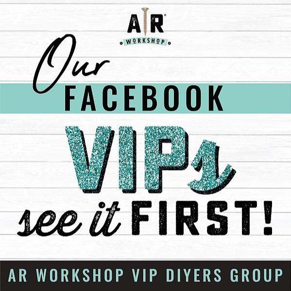 @ARWorkshopReisterstown VIP DIYer's Facebook Group Link Thumbnail   Linktree