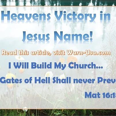 @WarnRadio 👀✨ Do not miss this Post: Heavens Victory in Jesus Name Link Thumbnail | Linktree