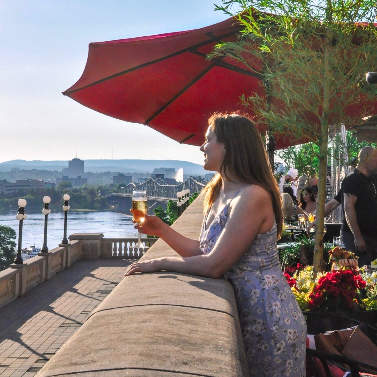 Ottawa Rooftop & Waterfront Patios