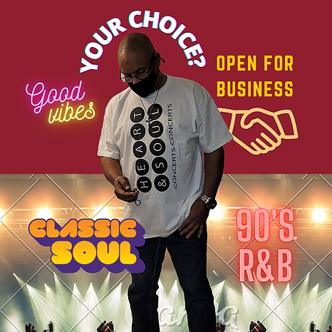 Heart & Soul Concerts (HeartSoulConcerts) Profile Image | Linktree