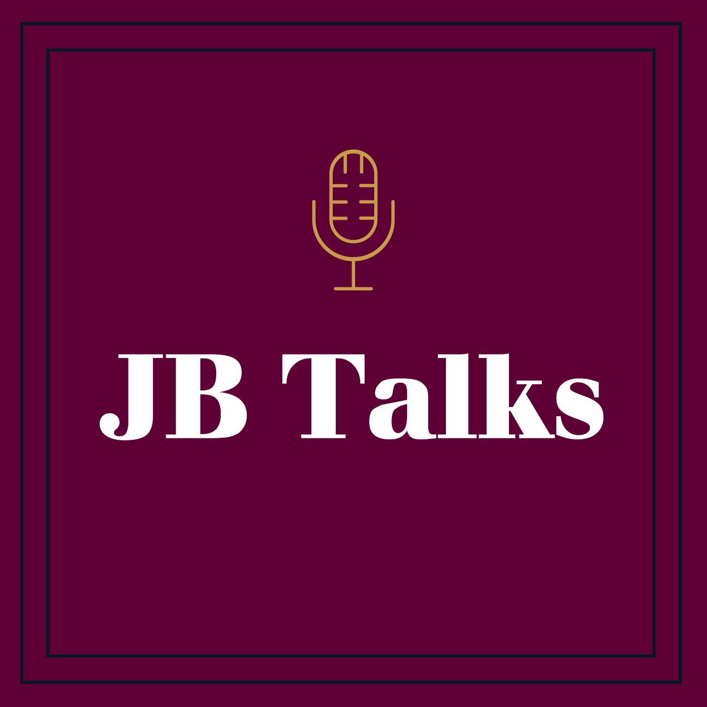 Podcast JB Talks no Deezer