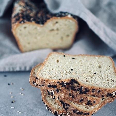 ceciliafolkesson.se Glutenfritt bröd Link Thumbnail | Linktree