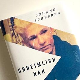 """Lesung """"Unheimlich Nah"""" Literaturhaus """"Uwe Johnson"""" Klütz"""