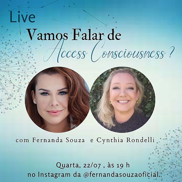 Como pode ser mais divertido? Entrevista de   Fernanda Souza e Cynthia Rondelli - O que é Barras de Access Link Thumbnail   Linktree