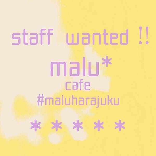 @malu_cafe_ malu*staff recruit♡ Link Thumbnail   Linktree