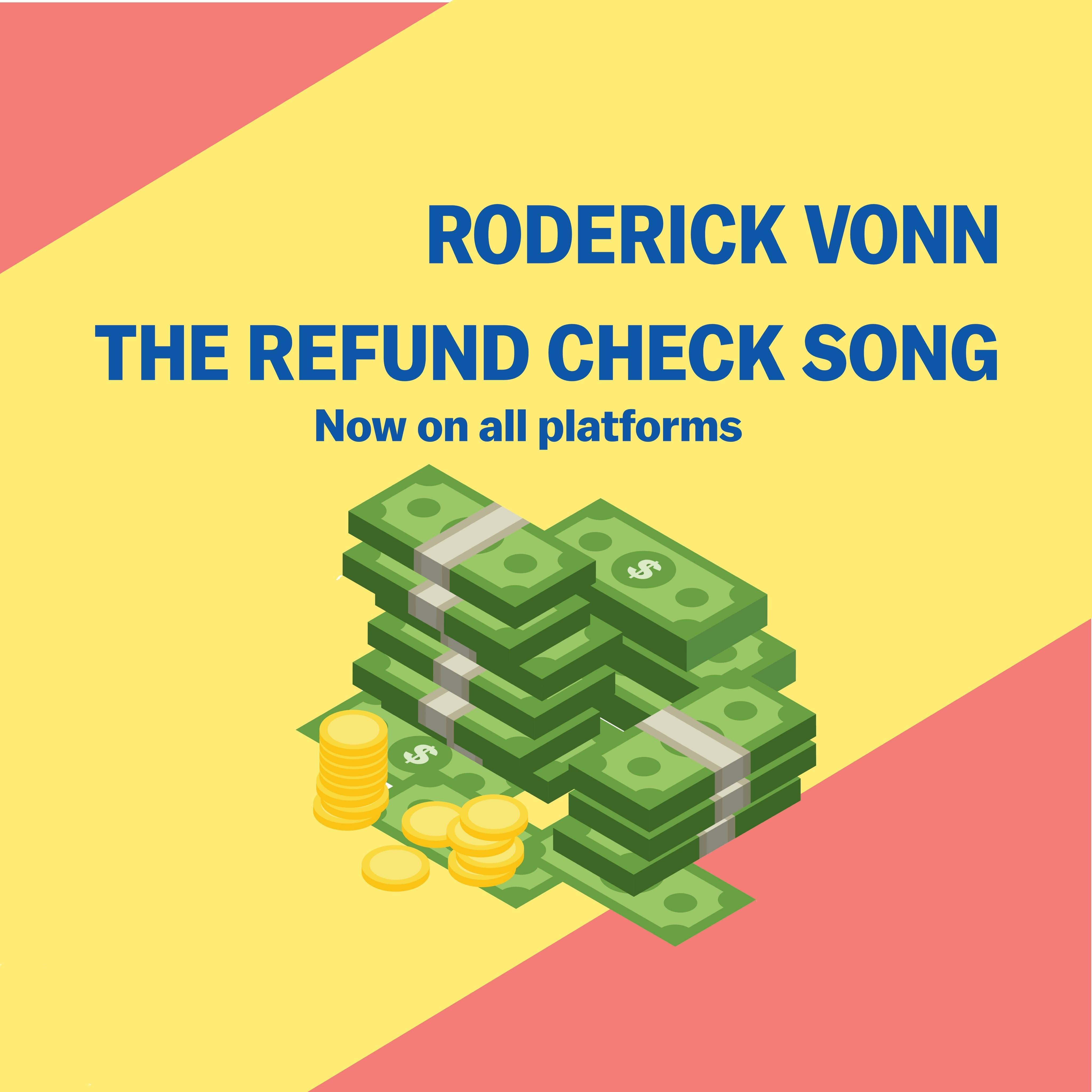 Refund Check Song (Stream on Tidal)