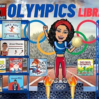 Miss Hecht Teaches 3rd Grade Olympics Link Thumbnail | Linktree