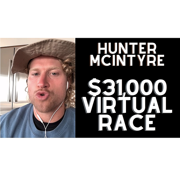 Hunter McIntyre Virtual Race Partners with OCRWC