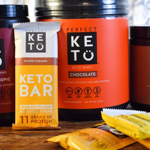 Perfect Keto Discounted Price