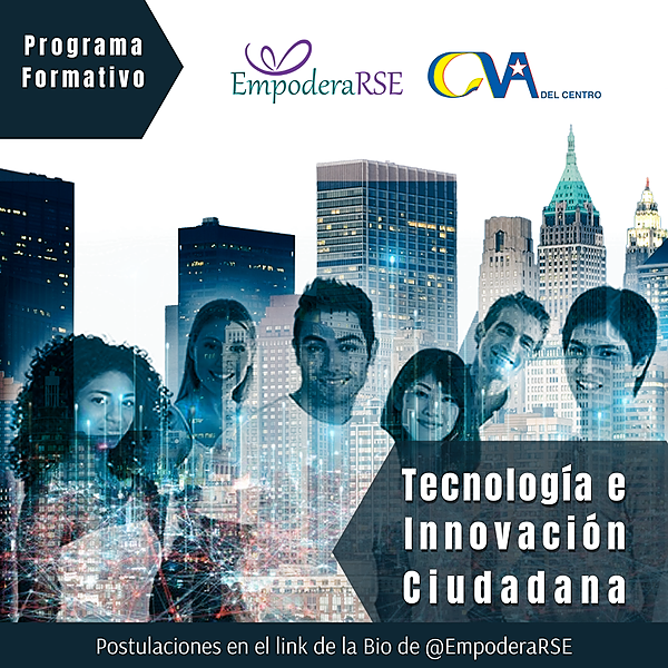Tecnología e Innovación Ciudadana.