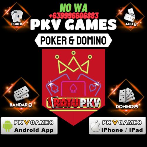 Situs Poker PKV Pulsa, RatuPKV | Linktree