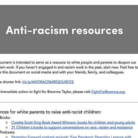 @transmission_net Anti-Racism resources in english Link Thumbnail | Linktree
