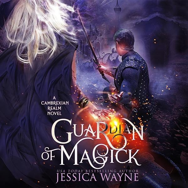@jesswriteswords Guardian of Magick Audiobook Link Thumbnail   Linktree