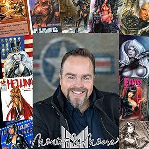 Monte Moore - Maverick Arts (studioscarab) Profile Image | Linktree