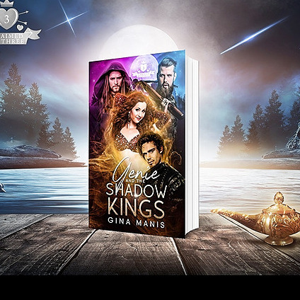 Gina Manis Genie and the Shadow Kings/ Next Release Link Thumbnail | Linktree