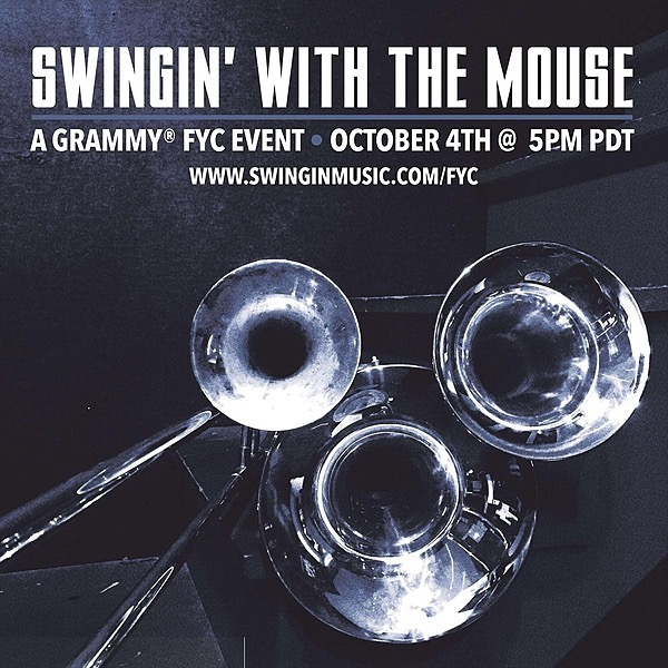 WATCH 10/4 | Deedee Magno Hall LIVE in the Grammy Nominated 'Swingin' with the Mouse'